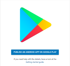 Google Play Publish an Android App
